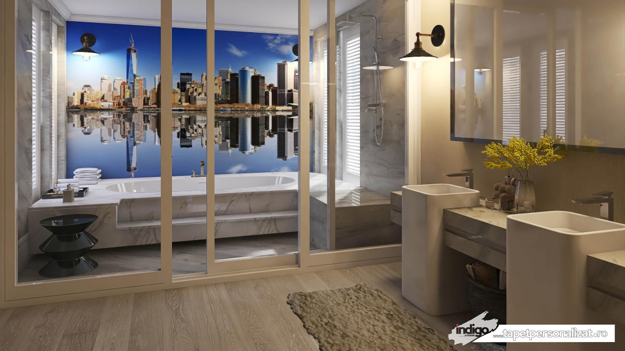 Model Tapet – New York